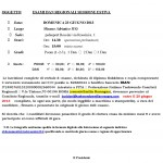 luogo Misano Adriatico data 23.06.2013 h 15:00  http://www.taekwondowtf.it/new/docs/edan123.pdf e http://www.taekwondowtf.it/new/docs/epoom123.pdf